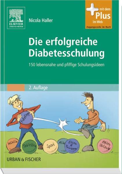 Die erfolgreiche Diabetesschulung - Coverbild