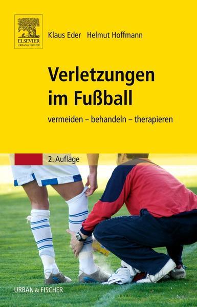 Verletzungen im Fußball - Coverbild