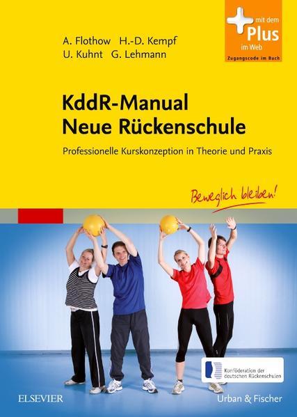 KddR-Manual Neue Rückenschule - Coverbild