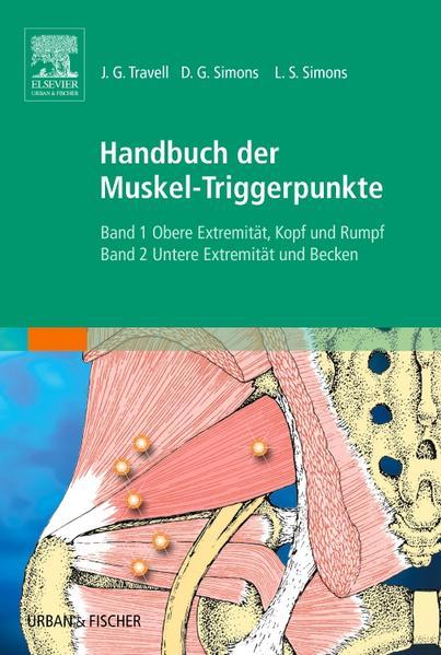 Handbuch d. Muskel-Triggerpunkte StA - Coverbild