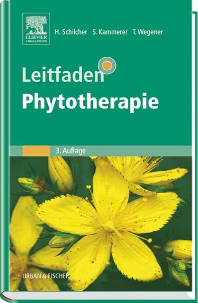 Leitfaden Phytotherapie - Coverbild