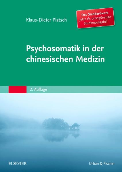Psychosomatik in der Chinesischen Medizin - Coverbild