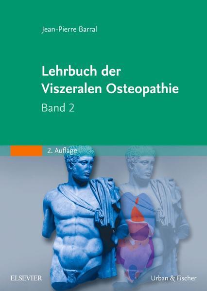 Lehrbuch der Viszeralen Osteopathie - Coverbild