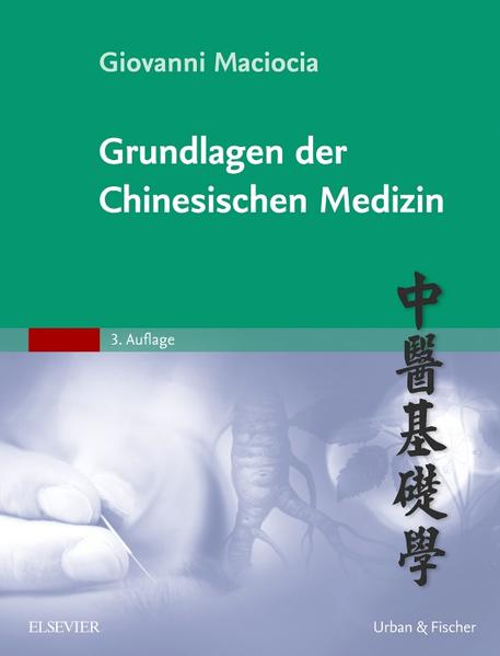 Grundlagen der Chinesischen Medizin - Coverbild