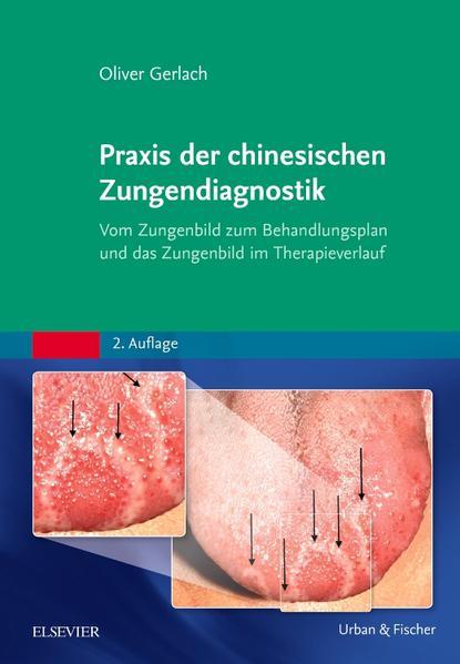 Praxis der chinesischen Zungendiagnostik - Coverbild