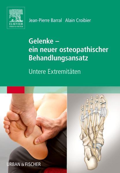 Gelenke - ein neuer osteopathischer Behandlungsansatz - Coverbild