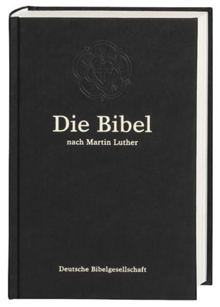 Die Bibel nach Martin Luther - Coverbild