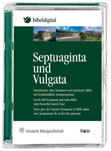 Septuaginta und Vulgata - Coverbild