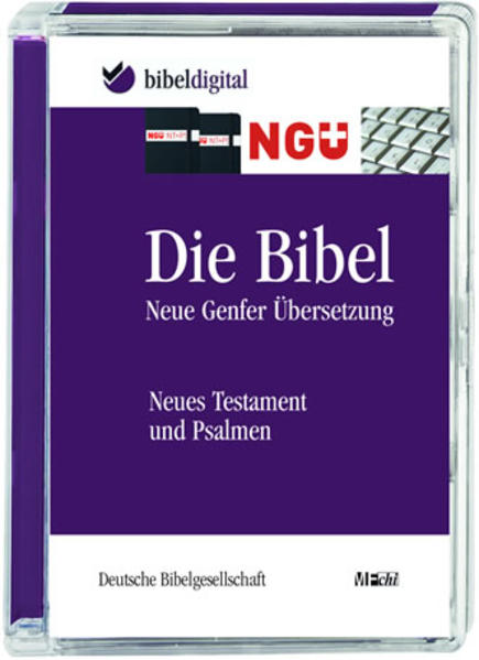 Die Bibel - Coverbild