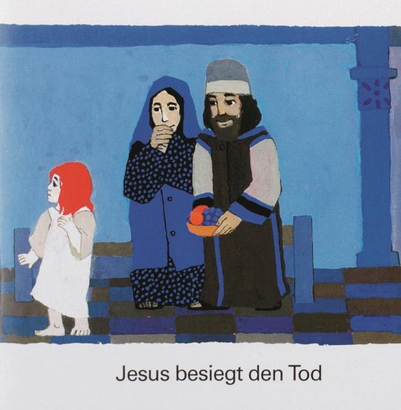 Jesus besiegt den Tod - Coverbild