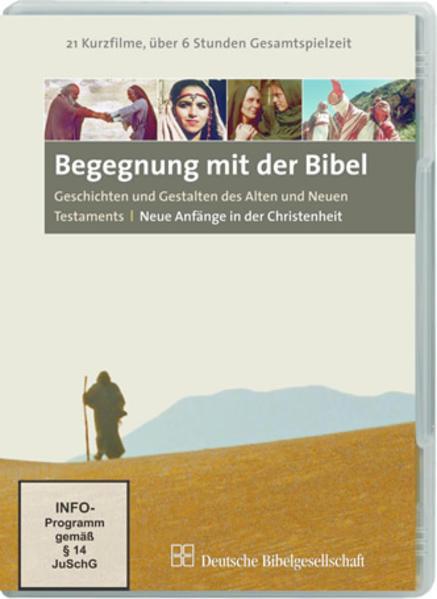 Begegnung mit der Bibel. Geschichten und Gestalten des Alten und Neuen Testaments / Begegnung mit der Bibel - Coverbild