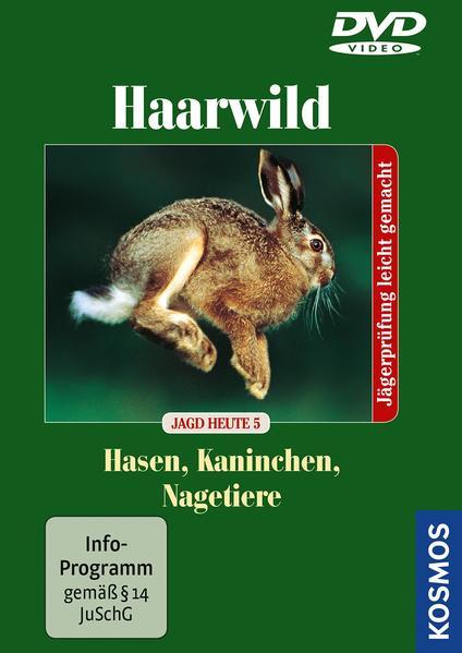 Haarwild - Coverbild