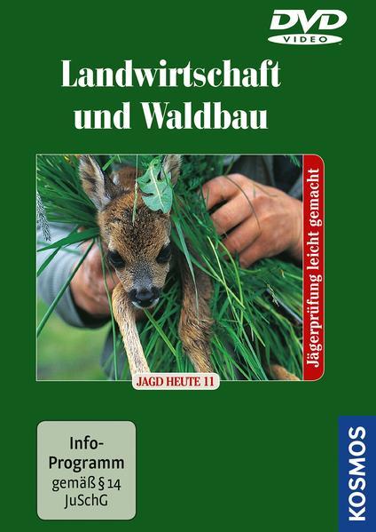 Landwirtschaft und Waldbau - Coverbild