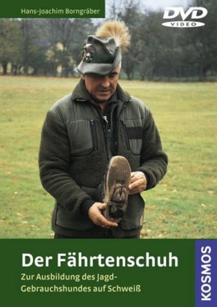 Der Fährtenschuh - Coverbild