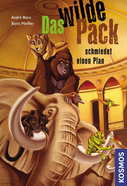 Epub Download Das Wilde Pack, 2, schmiedet einen Plan