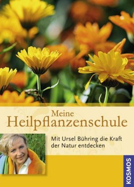 Meine Heilpflanzenschule - Coverbild