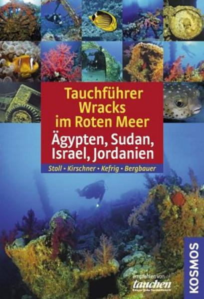 Wracks im Roten Meer - Coverbild
