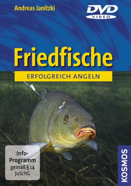 Friedfische - Coverbild