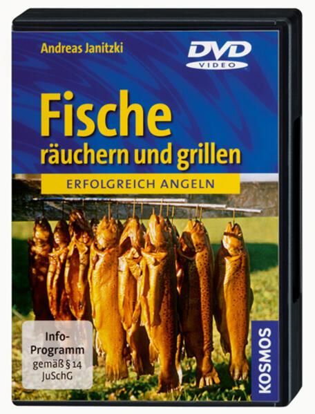 Fische räuchern und grillen - Coverbild