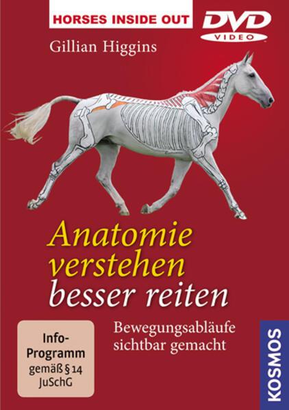 Anatomie verstehen - besser reiten - Coverbild