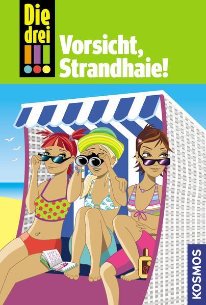 Die drei !!!, 8, Vorsicht, Strandhaie! PDF Jetzt Herunterladen