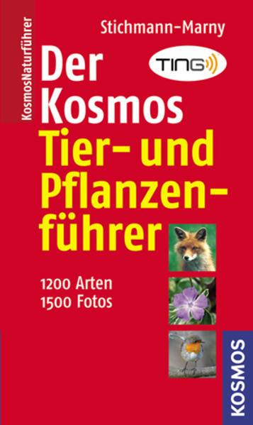 Der Kosmos Tier- und Pflanzenführer - Coverbild