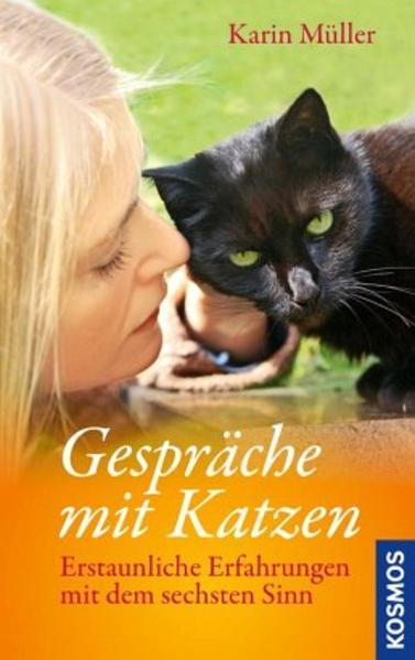 Gespräche mit Katzen - Coverbild