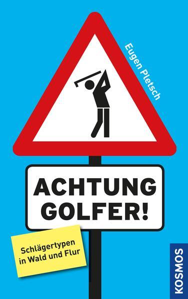 Achtung Golfer! - Coverbild