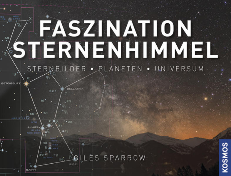 Faszination Sternenhimmel - Coverbild