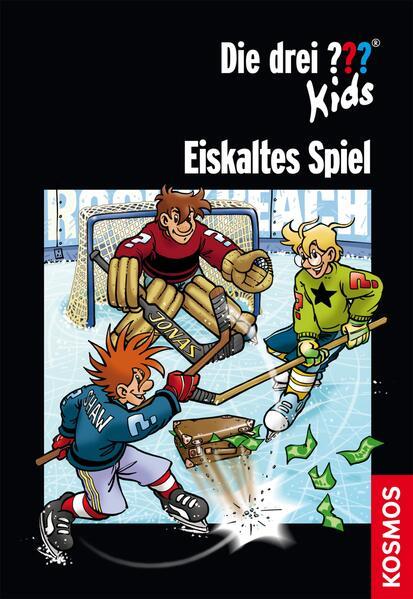 Die drei ??? Kids, Eiskaltes Spiel (drei Fragezeichen Kids) - Coverbild