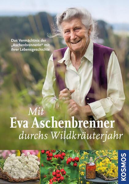 Kostenloses PDF-Buch Mit Eva Aschenbrenner durchs Wildkräuterjahr