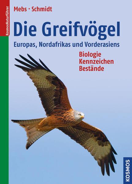 Die Greifvögel Europas, Nordafrikas und Vorderasiens - Coverbild