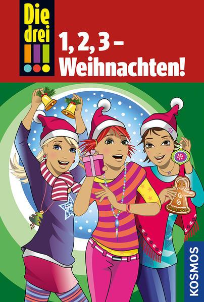 Die drei !!!, 1,2,3 - Weihnachten! - Coverbild