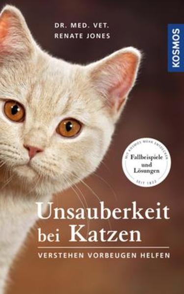 Unsauberkeit bei Katzen - Coverbild