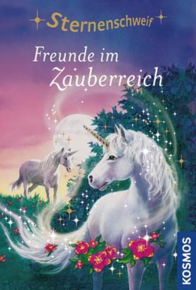 Sternenschweif, Freunde im Zauberreich - Coverbild
