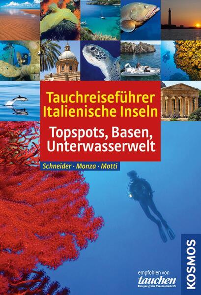 Tauchreiseführer Italienische Inseln von Frank Schneider 978-3440155691 DJVU EPUB