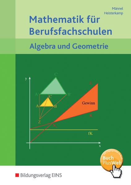 Mathematik für Berufsfachschulen - Coverbild