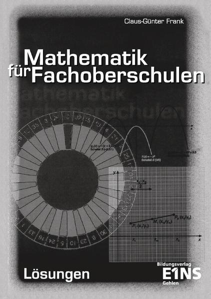 Mathematik / Mathematik für Fachoberschulen - Coverbild