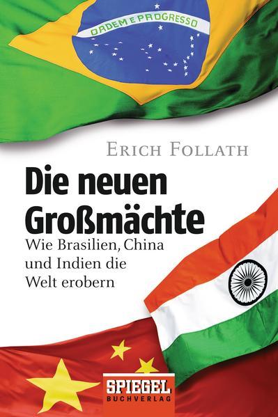 Die neuen Großmächte - Coverbild