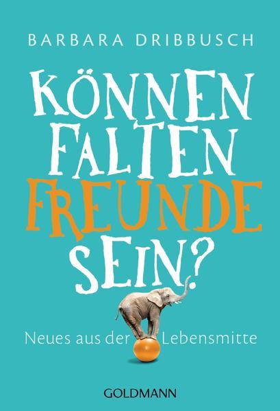Können Falten Freunde sein? - Coverbild