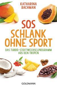 SOS Schlank ohne Sport -  Cover