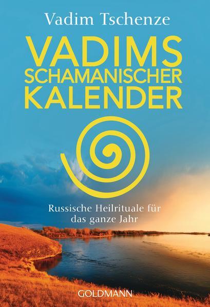 Vadims schamanischer Kalender - Coverbild