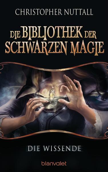 Die Bibliothek der Schwarzen Magie 1 - Coverbild
