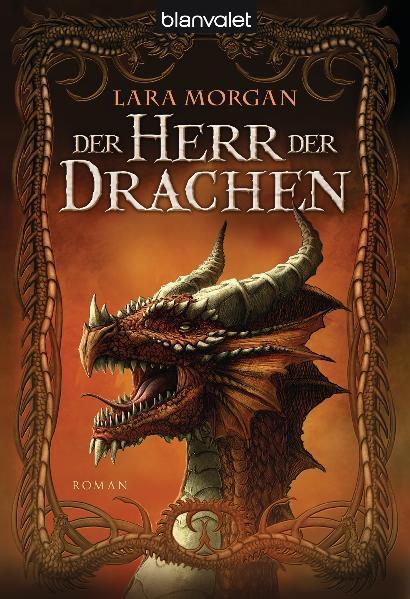 Der Herr der Drachen - Coverbild