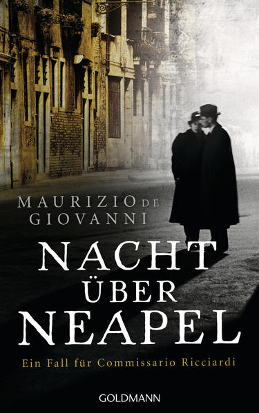 Nacht über Neapel - Coverbild