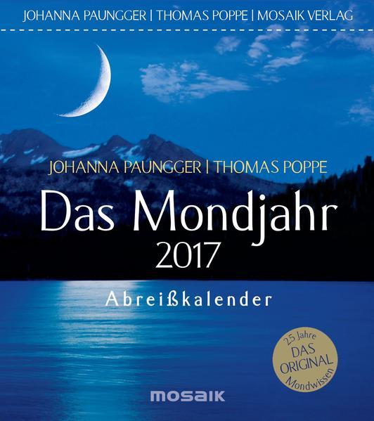 Das Mondjahr 2017 - Coverbild
