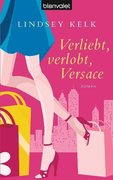 Verliebt, verlobt, Versace - Coverbild