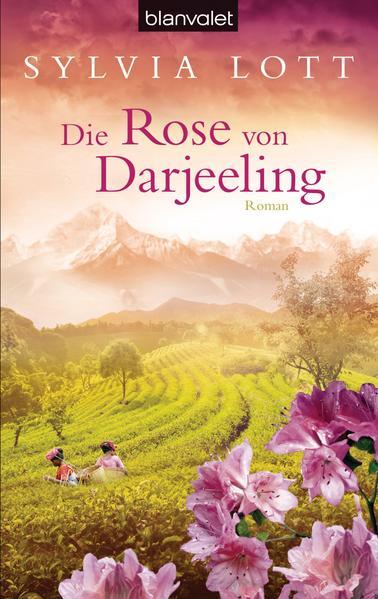 Die Rose von Darjeeling - Coverbild