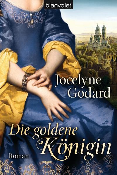 Die goldene Königin - Coverbild