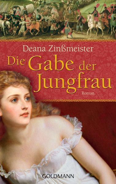 Die Gabe der Jungfrau - Coverbild